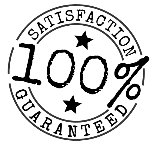 Persuasive landing pages satisfaction guaranteed