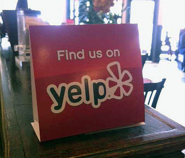 Yelp Signs and Stickers