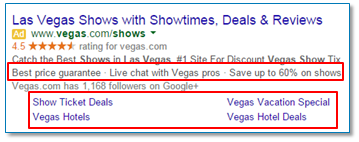 examples for ppc ads