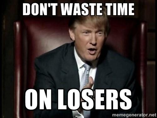 PPC budget Donald Trump meme