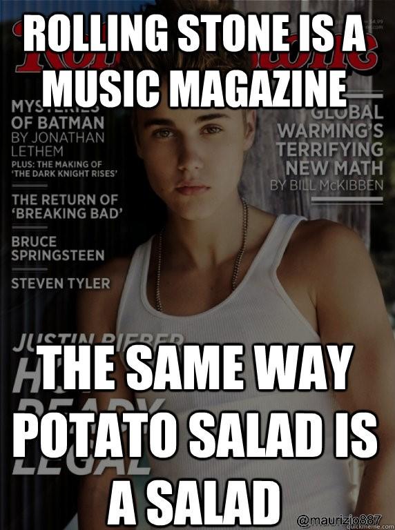 PPC budget Rolling Stone meme