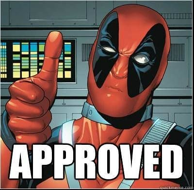 RLSA Deadpool approved