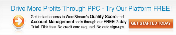 WordStream Search Tools