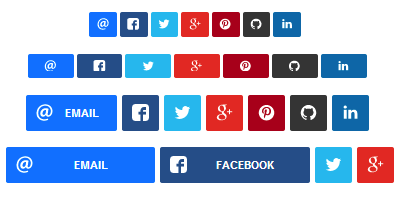 Image result for social media buttons