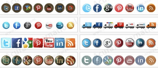 Social Buttons Placement Social Sharing Buttons