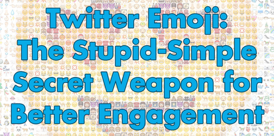 Emoji for Twitter