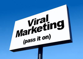 Viral marketing with infographics