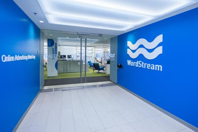 WordStream offices