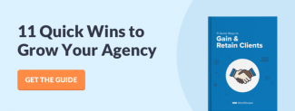 Bottom rail for 11 ways to grow your agency