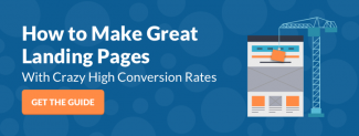 Make Great Landing Pages