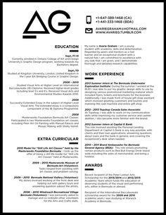 Exceptional Elegant Marketing Resume Format