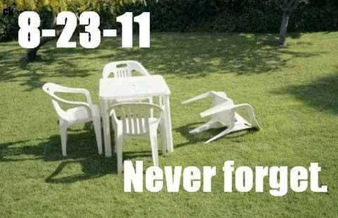 8-23-11 Never Forget