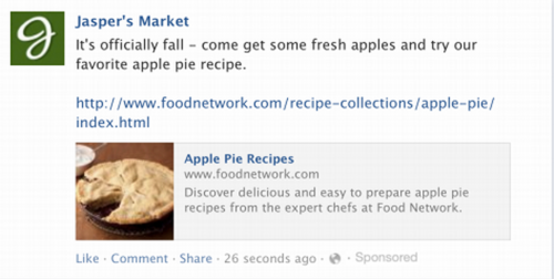 FBX Ad Example