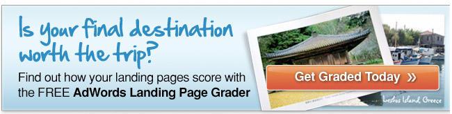 Landing Page Tool