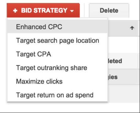 ABCs of AdWords bid strategies