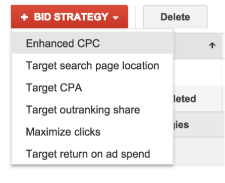 ABCs of AdWords bid strategies