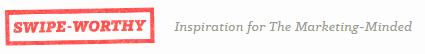 ad creative inspiration from swipe-worthy