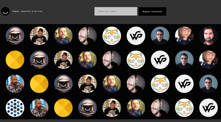 Ad free social networks How many users does Ello have?