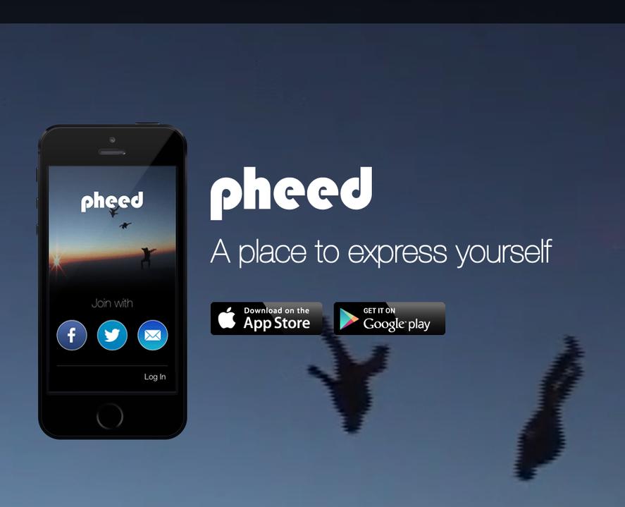 Ad free social networks Pheed