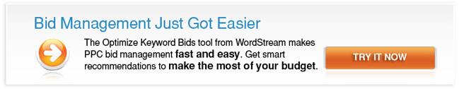 Google AdWords bidding tutorial