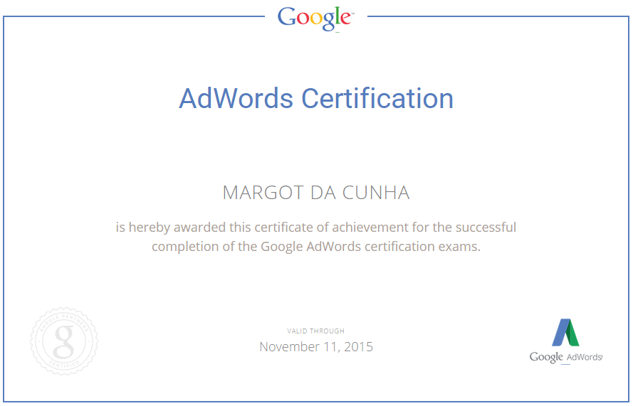 complete guide to the new adwords certification test | wordstream