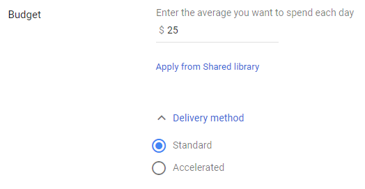 advantages of adwords daily campaign budgets