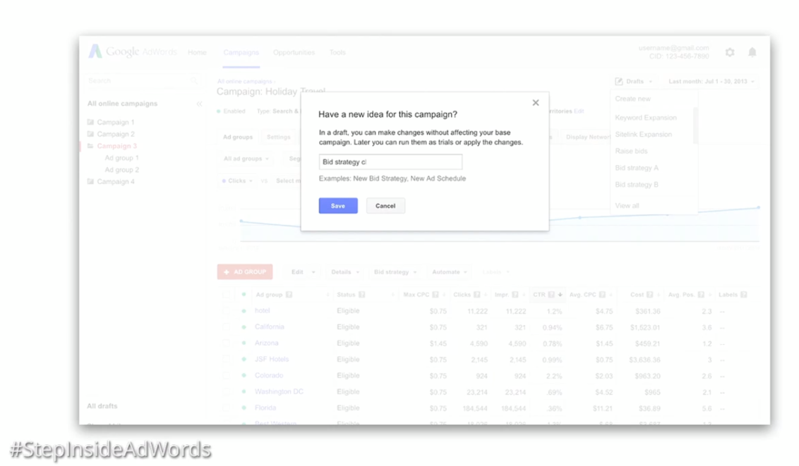 adwords for enterprises