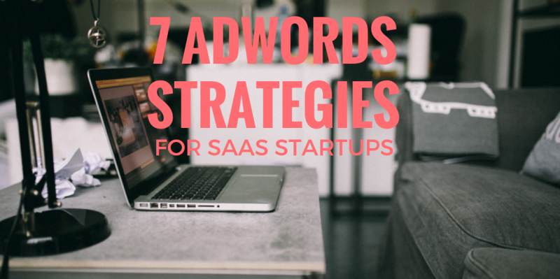 AdWords for SaaS startups