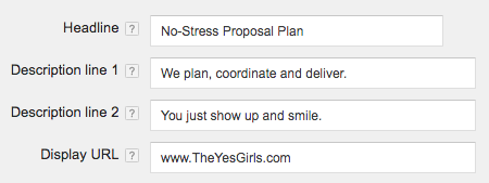 No-Stress Proposal Plan