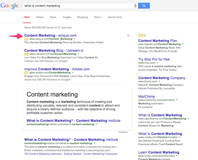google adwords for lead gen