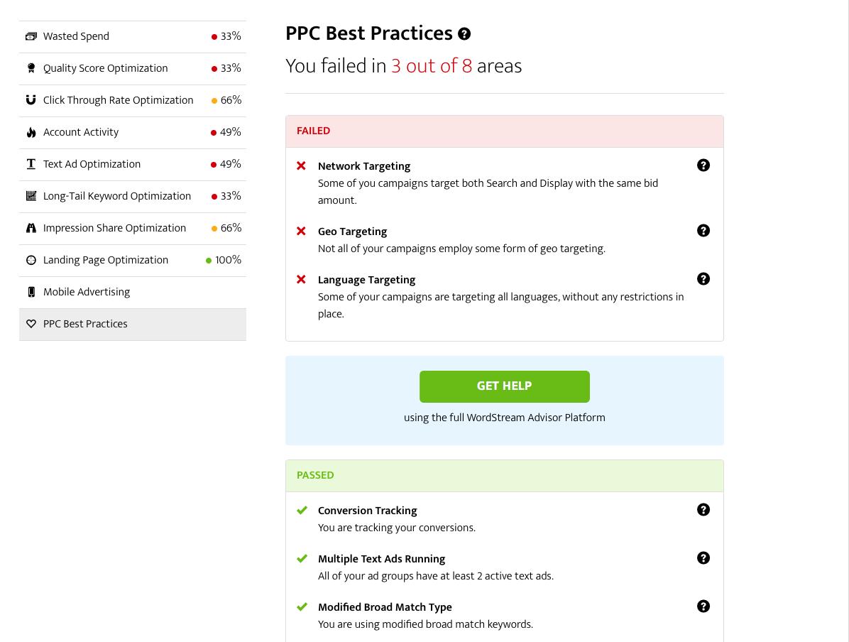 ppc performance tool