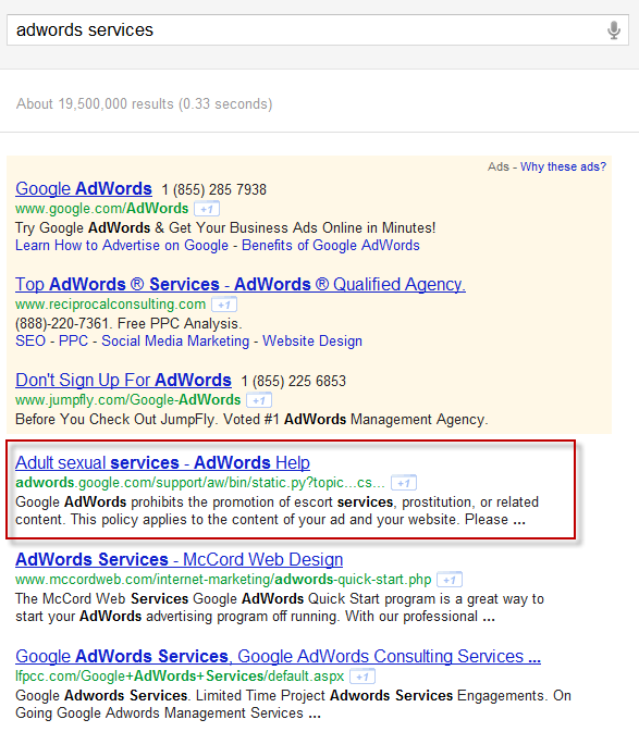 Google Favoring Official Pages More Than Ever