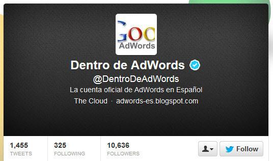 Targetting Spanish AdWords