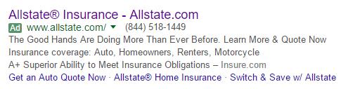 allstate ad