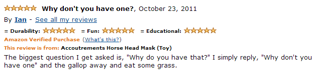 amazon product reviews funny