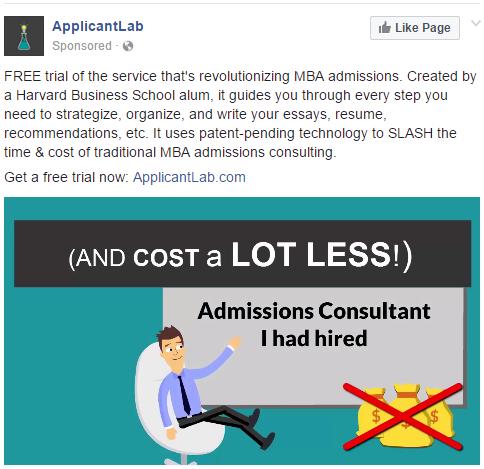 ApplicantLab Facebook Ad