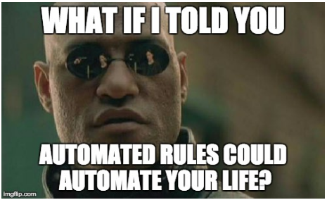 automated rules in google adwords