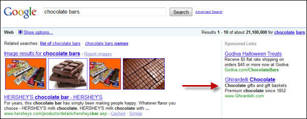 Bad SEO candy websites