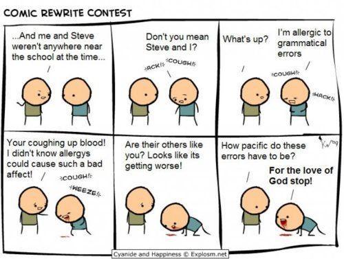 Best PPC ad copywriting advice ever use correct grammar