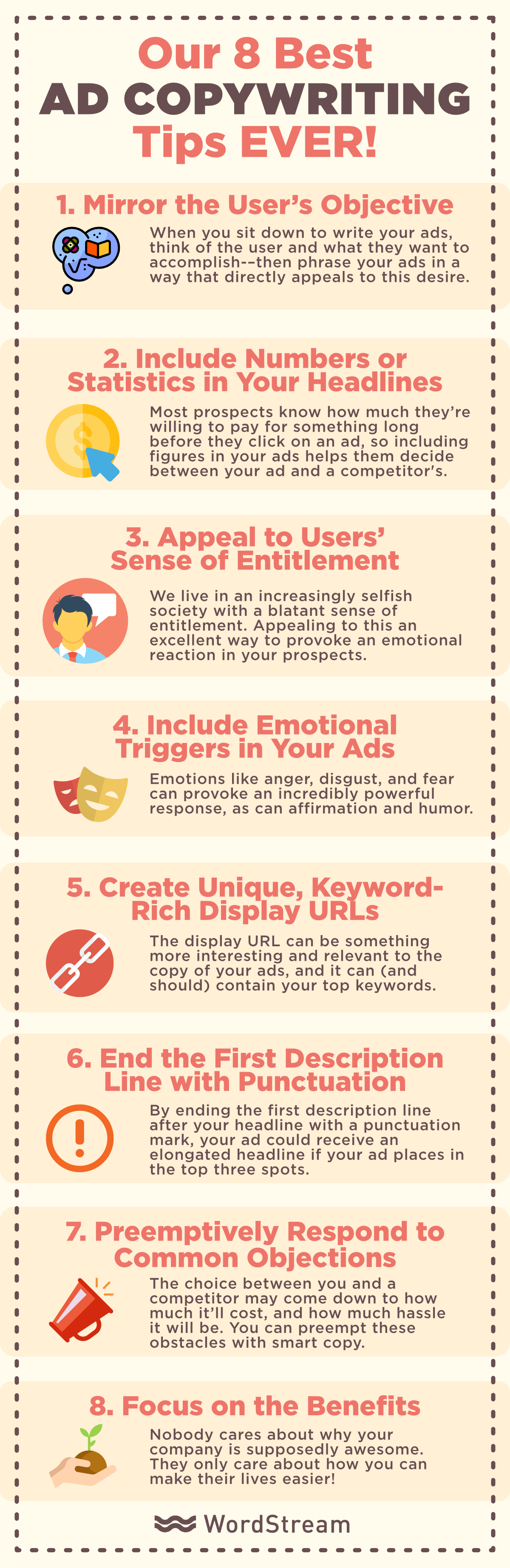 Our 8 Best Ad Copywriting Tips EVER! | WordStream