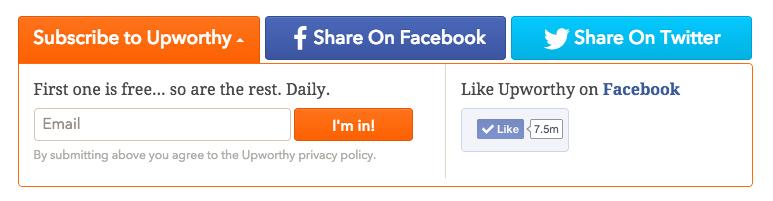 best social media buttons