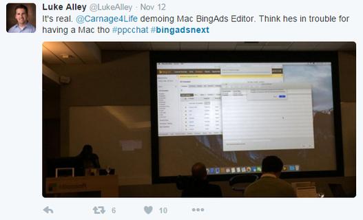 bingads editor for mac
