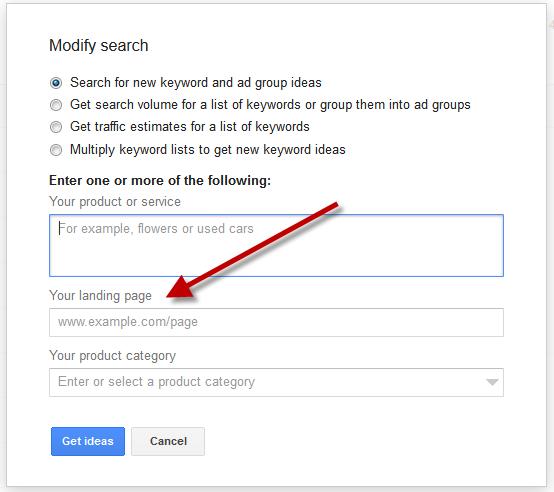 keyword planner for blogging