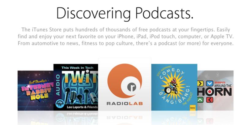 Brand awareness podcasts