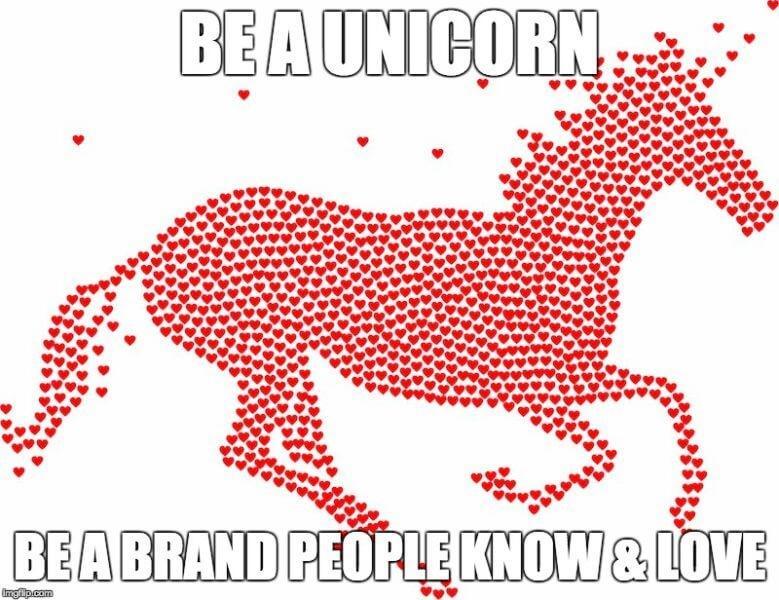 Be a Unicorn