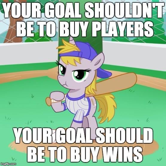 Pony meme