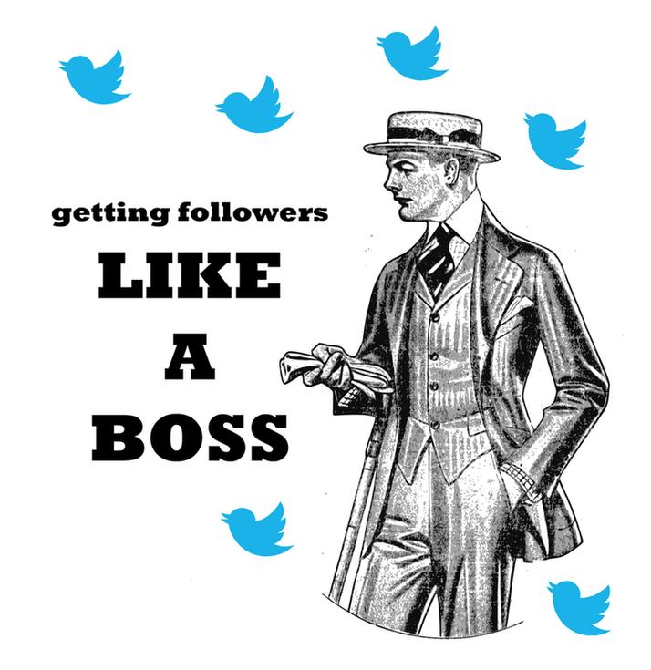 Twitter followers free
