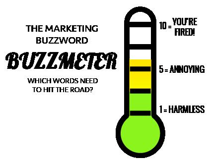 buzzwords meter