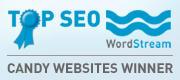 WordStream Top SEO Websites Winner
