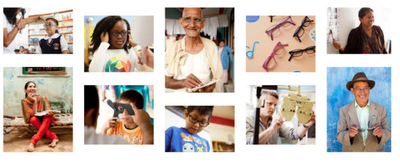 Cause-based marketing Warby Parker buy-one give-one program